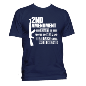 2nd Ammendment t shirt