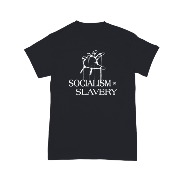 Anti communists shirt- black
